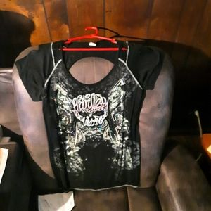 Womens harley davidson shirt